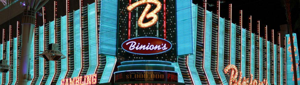 Binion's Gambling Hall