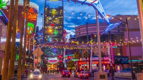 Fremont East Entertainment District