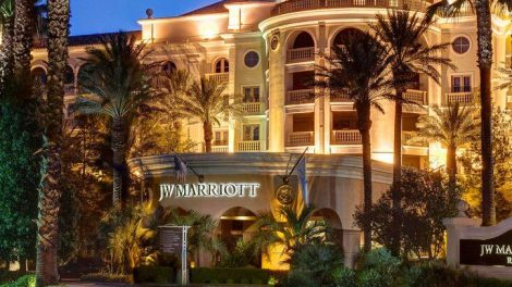 Jw Marriott Las Vegas Resort