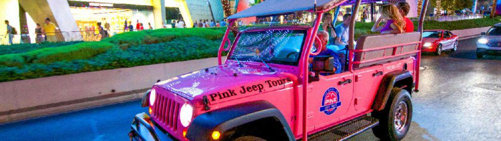 Las Vegas Jeep Tours