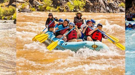 Las Vegas White Water Rafting