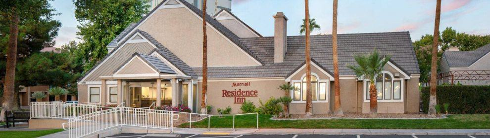 Residence Inn By Marriott Las Vegas Convention Center